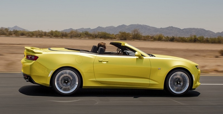 [the 3.4 moon-limited] Designated 2018CAMARO CONVERTIBLE (it includes convertible, left-hand drive, AT, no-smoking car, ETC, immunity from responsibility compensation)