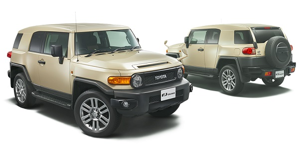 [the 3.4 moon-limited] Very popular! ♪ FJ CRUISER