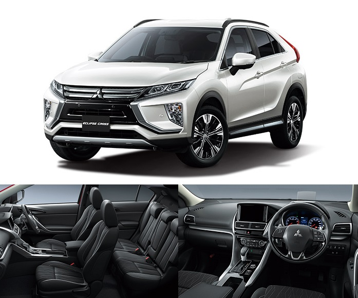 [official site-limited receptionist] ECLIPSE CROSS (it includes AT car, no-smoking car, Bluetooth navigator, ETC, back camera, immunity from responsibility compensation)
