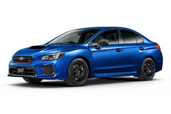[official site-limited receptionist] WRX STI TYPE RA-R designation plan (it includes 6MT car, limited car, no-smoking car, navigator, ETC, immunity from responsibility compensation)