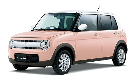 [official site-limited price] SUZUKI Lapin designation (it includes AT, non-smoking, navigator, ETC, immunity from responsibility compensation)