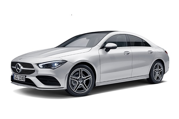 [official site makes a car model-designated reservation] 2020 registration The new CLA 200 d AMG line