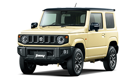 [official site-limited price] Designated SUZUKI JIMNY (it includes AT, non-smoking, navigator, ETC, immunity from responsibility compensation)