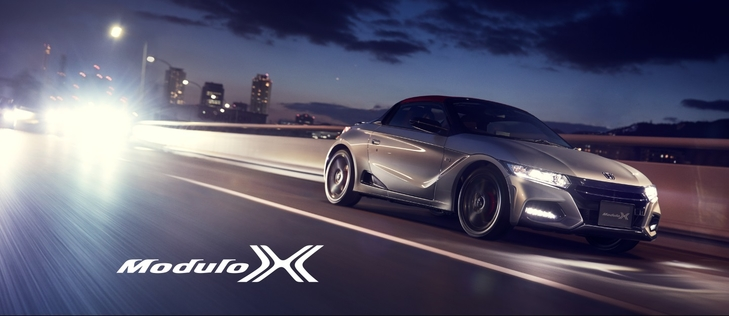 [official site-limited receptionist] S660 Modulo X rating plan (it includes 6MT car, convertible, no-smoking car, navigator, ETC, immunity from responsibility compensation)