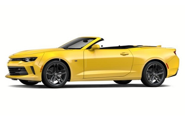 NEW CHEVROLET 2018CAMARO CONVERTIBLE