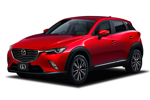 MAZDA CX-3 XD Touring
