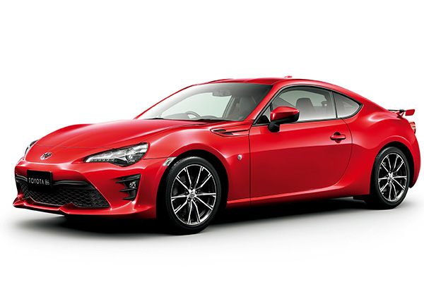 "NEW Toyota 86 GT ""Limited"" (6MT)"