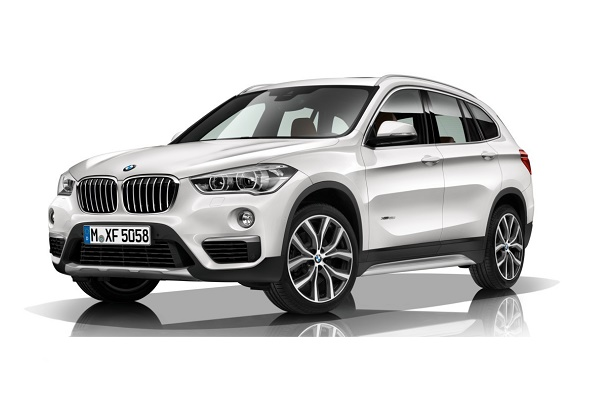 New BMW X1 xDrive18d xLine