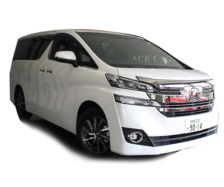 TOYOTA VELLFIRE Executive Lounge[3.5]