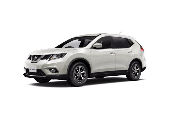NISSAN X-TRAIL 20X [two lines of 5 self-introduction]