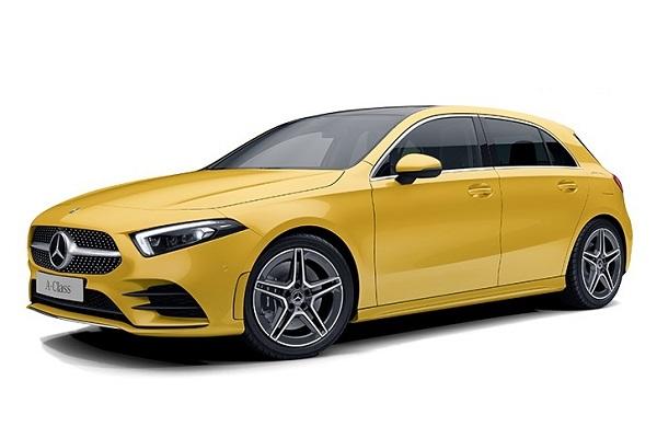 【공식 사이트는 차종 지정 예약】2020년 등록 Mercedes-Benz A 180 Style AMG 라인(색 지정 불가)