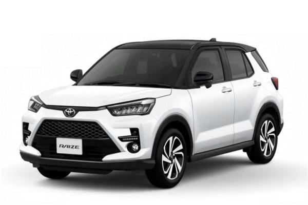 【여름 조기 할인】화제의 신형 차!TOYOTA RAIZE 지정 조기 할인 플랜 면책 보상 포함으로 4,400엔/일~(금연·bluetooth 내비·ETC)