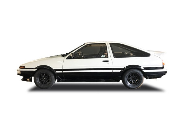 SPRINTER TRUENO GT-APEX(AE86)